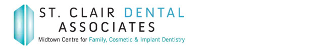 St. Clair Dental Associates logo